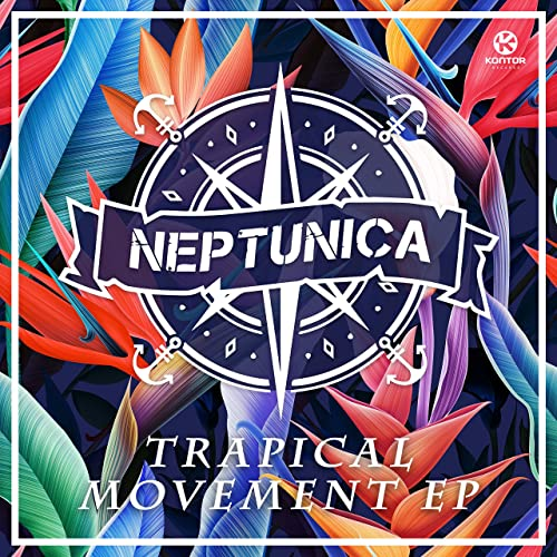 Neptunica – Trapical Movement EP