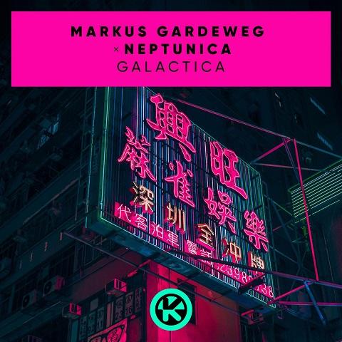 Markus Gardeweg & Neptunica – Galactica